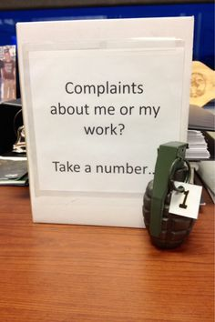 The Most Enjoyably Cantankerous Notes Ever Posted In The Workplace | Workplace | Happy Place