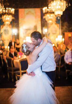 Lissa & Brian | Seattle Bride Magazine