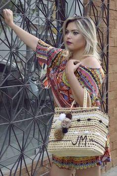 Resultado de imagem para bolsa de palha e fashionista