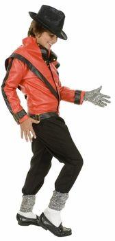 childs popstar thriller costume #ChildrensCostume #HalloweenCostume #Halloween2014
