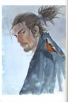 Miyamoto Musashi by Takehiko Inoue