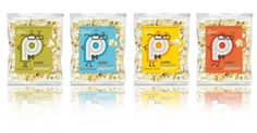 Packaging of the World: Creative Package Design Archive and Gallery: Peter Popple's Popcorn