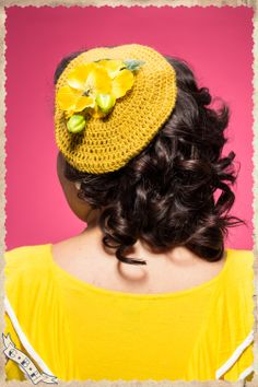 """""""RETRO HAIRSTYLE SHOOTING"""" Spring-Summer 2014  Model: Beatrice Cix Hairstyle: Ginger Bread Head Accessories & Makeup: Il mondo di LaLà Photography: Marco Tamburrini Photographer"""