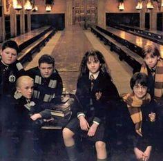 harry potter, draco malfoy, and hermione granger image Harry Potter World, Harry Potter Universe, Blaise Harry Potter, Theme Harry Potter, Harry Potter Characters Names, Estilo Harry Potter, Mundo Harry Potter, Harry Potter Jokes, Harry Potter Cast