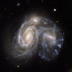 Arp 272 (NGC 6050 and IC 1179)