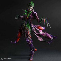 Play Arts Kai Joker 4