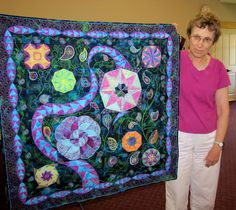 Canton Village Quilt Works: The Grand Finale