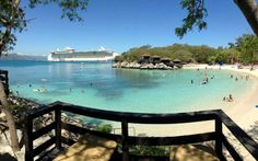 Looking for the next level of seclusion? Book a cabana on Royal Caribbean's private island of Labadee for the ultimate lazy day hideaway.
