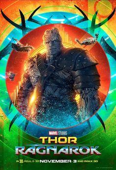 Thor: Ragnarok || Korg