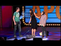 Nina Conti Live at The Apollo - YouTube  ABSOULETY FUNNIEST THING I SEEN IN A LONG TIME...LOVE THIS SO MUCH