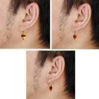 18 Best Rudraksha Earrings For Men By Www Menjewell Com Images