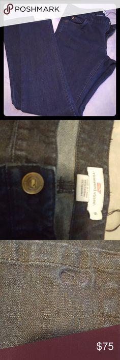 Vineyard Vines Womens Jeans Size 6 Never been worn.   Dark wash Vineyard Vines Jeans