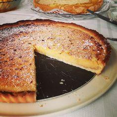 Tarte de Coco e Lima (Coconut Lime Pie)
