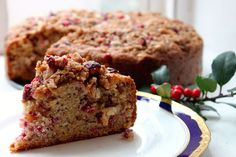 Christmas Cranberry-Almond Crumble Coffee Cake Serves 12 Note: This cake doesn't just have to be for a holiday breakfast. We think it would be a gorgeous addition to the sweets tray at an afternoon tea party. And if you plan to prepare it for a holiday meal, it can be frozen ahead of time. Simply[...]Read the full article →