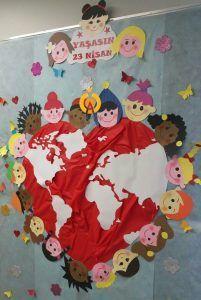 Children's day craft idea for kids   Crafts and Worksheets for Preschool,Toddler and Kindergarten