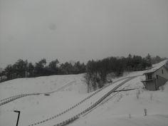 Winter of Alpensia Resort, March 2012