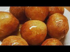 ΛΟΥΚΟΥΜΑΔΕΣ θέτε? δοκιμάστε την καλύτερη συνταγή και δεν θα την αλαζετε με καμία - YouTube Greek Sweets, Beignets, Pretzel Bites, Cake Cookies, Plum, Biscuits, Peach, Potatoes, Cooking Recipes