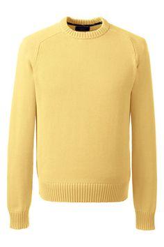 Men's Drifter Cotton Crew Sweater