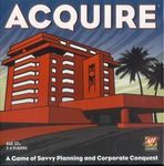 Be the first to build an empire playing the Acquire board game from Avalon Hill. Games To Buy, Fun Games, Best Selling Board Games, Business Magnate, Avalon Hill, Building An Empire, Strategy Games, Wizards Of The Coast, Board Games