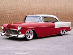 Who are some top notch Car builders? - Page 3 1955 Chevy Bel Air, 1955 Chevrolet, Chevrolet Bel Air, Chevrolet Impala, Old American Cars, American Classic Cars, Pinterest Mexico, Chevy Girl, Chevy Muscle Cars