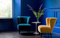 mid-century marvels: our new armchairs