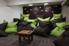 The bean bag room - Funny! | Office Relax Room | Pinterest | Bean ...