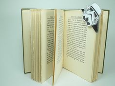 Star Wars corner bookmarks! May the force will be with you while you read.