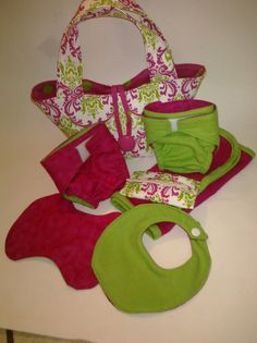 Baby doll accessory kit- super cute!