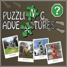 Puzzling Adventures Online is a journey through cyberspace in the style of a scavenger hunt, educational tour, and The Amazing Race.
