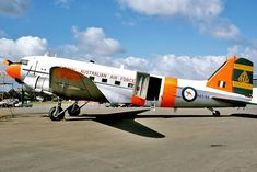 Douglas Dc3, Royal Australian Air Force, Military Aircraft, Airplanes, Old Photos, Commercial, Birds, Awesome, Inspiration