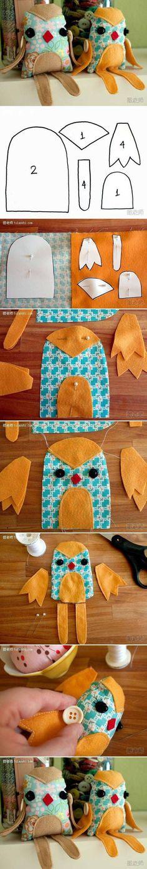 DIY Cute Chicken