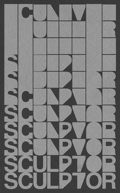 Sculptor Identity — Designspiration