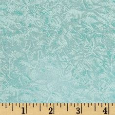 Michael Miller Fairy Frost Robins Egg from @fabricdotcom  Designed by M. E. Hordyszynski for Michael Miller fabrics with a color palette of robins egg blue with pearlized accents throughout. Use for quilting and craft projects.