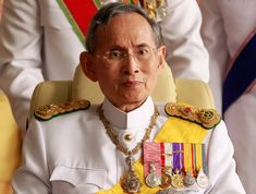 The life and times of King Bhumibol Adulyadej, the world's longest-reigning monarch