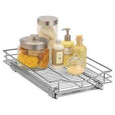Lynk Professional® Pull Out Cabinet Organizer - Sliding Shelf 11 ...