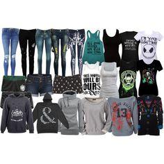 that wardrobe...OwO