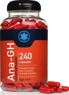 Looking for proven weight gainer pills designed for both beginners and pros without side effects? Ana GH will help you