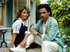 Charlotte Rampling&Jean-Michel Jarre