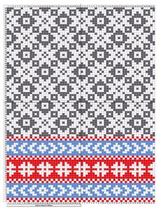 #estonian #mittens #pattern #estonianmittenspattern Estonian mittens pattern, etno Pattern repeat for 32 stitches Usable for knitting machines and also hand knitting Knitted Mittens Pattern, Fair Isle Knitting Patterns, Knit Mittens, Knitting Charts, Knitted Gloves, Knitting Stitches, Knitting Designs, Hand Knitting, Motif Fair Isle