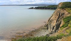 Cape Enrage - Bay of Fundy, New Brunswick, Canada