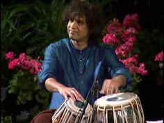 Pandit Shivkumar Sharma and Ustad Zakir Hussain (part 3)