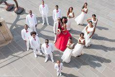 hartje bruidsmeisje en bruidsjongens & bruid en bruidegom  bruidsreportage denhaag