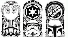 Awesome Star Wars tattoo ideas