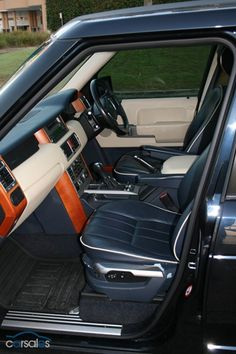 2002 Land Rover Range Rover L322 HSE 03MY