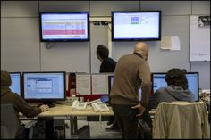 THE CLOUD SHELTER | Telecom Italia - Data Center. ©Harry Gruyaert #MagnumPhotos
