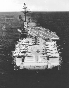 USS SHANGRI LA (CV-38) Deployments & History