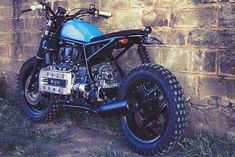Approaching one of the most enigmatic builders in the world with your idea for a custom build can be a nerve-racking experience, when you bring a limited budget and a quirky bike to the party you m…