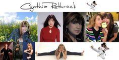 Classy Cynthia Rothrock