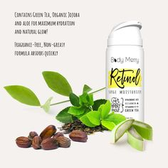 Retinol Moisturizing Cream Homemade Face Moisturizer, Anti Aging Moisturizer, Moisturizer For Dry Skin, Anti Aging Night Cream, Best Anti Aging Creams, Anti Aging Skin Care, Retinol Cream, Bae, Hyaluronic Acid