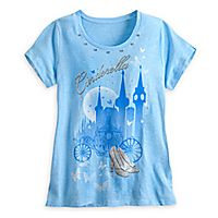 Cinderella Fashion Tee for Women - Live Action Film